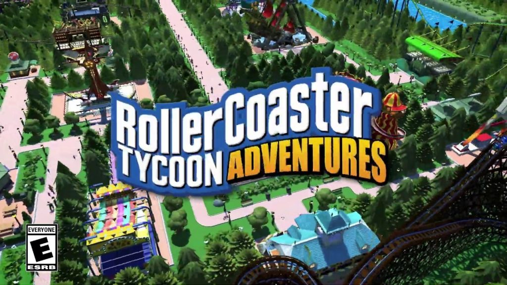RollerCoaster Tycoon Adventures Crack Game Free Download