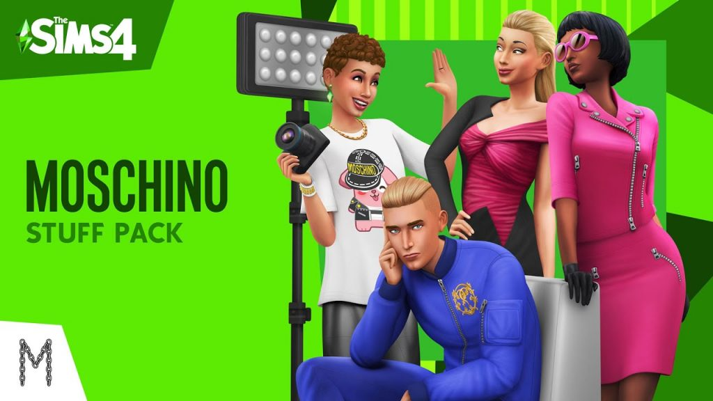 The SIM 4 Moschino Crack Free Download Full Version