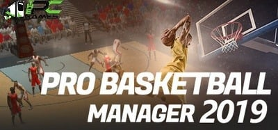 Pro Basketball Manager 2019 Crack PC Game Free Download
