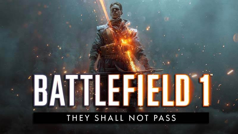 Battlefield 1 They Shall Not Pass Crack Full Version Download