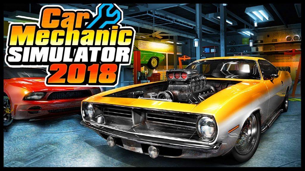 Car Mechanic Simulator 2018 Crack Full Version Download