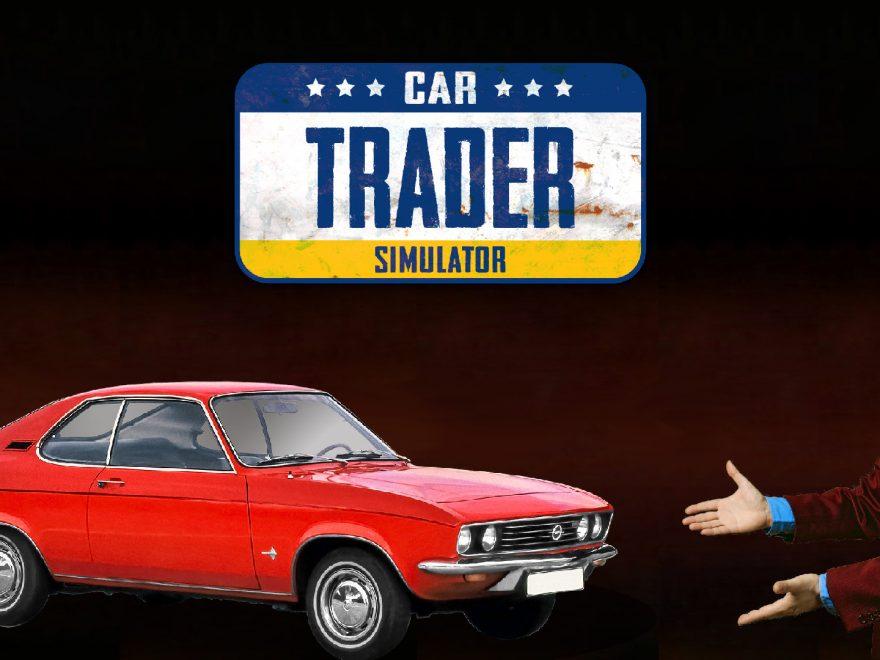 Car Trader Simulator Crack Free Download Full Version