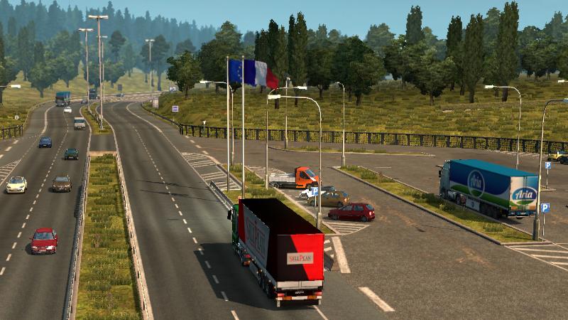 Euro Truck Simulator 2 Crack PC Game Full Version Download