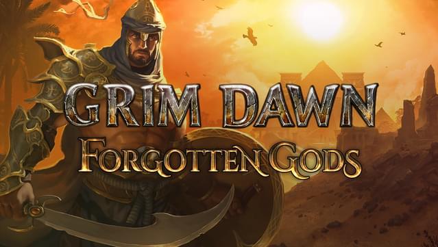 Grim Dawn Forgotten Gods Crack Latest Version Download