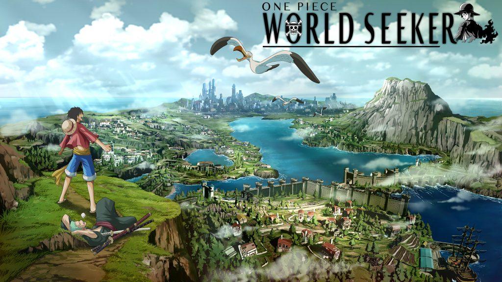 One Piece World Seeker Crack Free Download Full Version