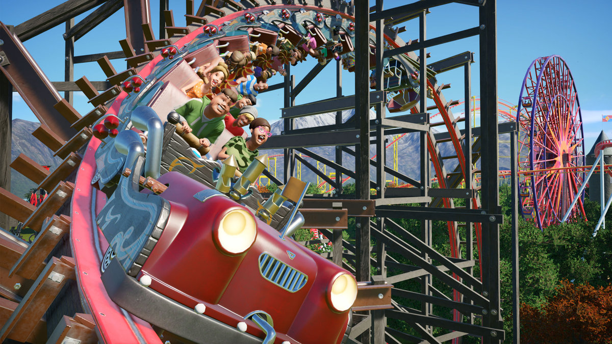 Planet Coaster Crack Free Download Full Version