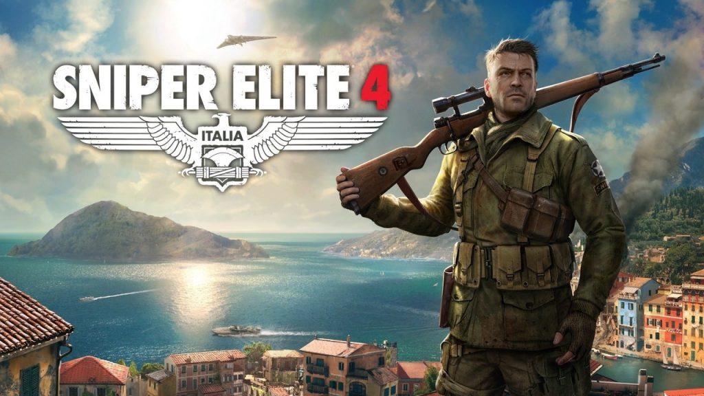 Sniper Elite 4 Crack PC Game Free Download