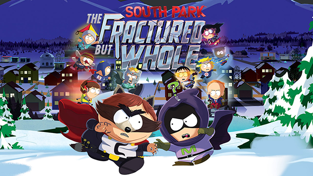 South Park The Fractured But Whole Crack Game Free Download