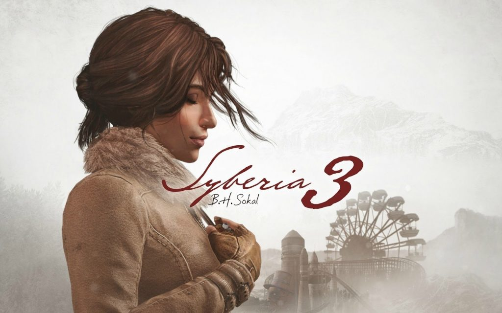 Syberia 3 Crack PC Game Free Download