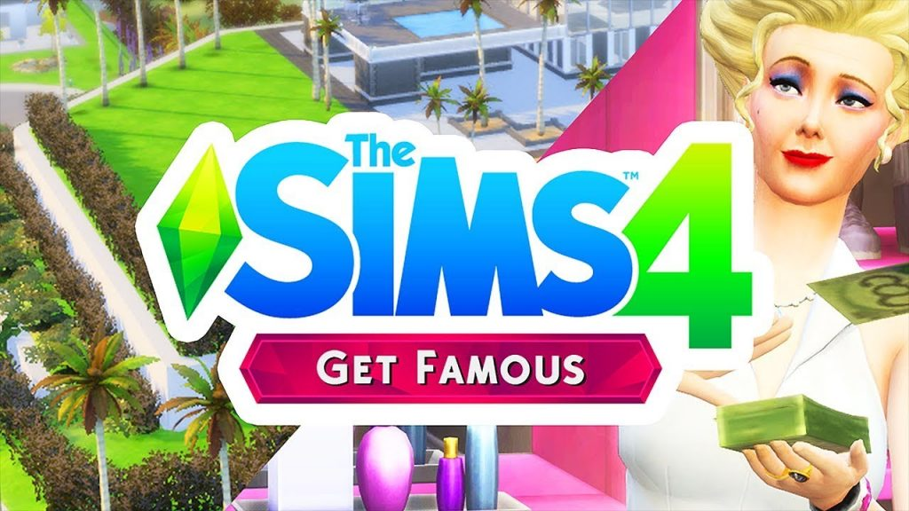 The Sims 4 Get Famous Crack Free Download Full Version