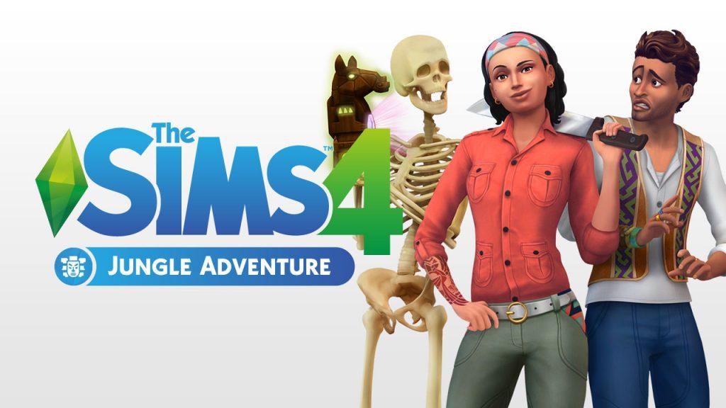 The Sims 4 Jungle Adventure Crack Full Version Download