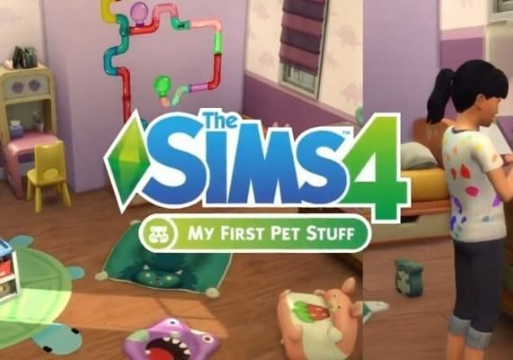 The Sims 4 My First Pet Stuff Crack PC Game Free Download