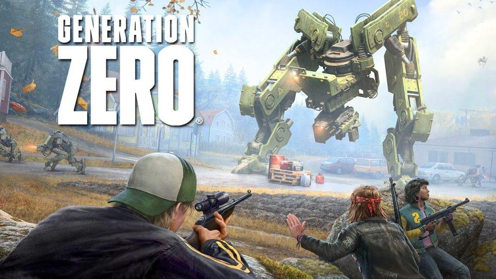Generation Zero Crack PC Game Free Download