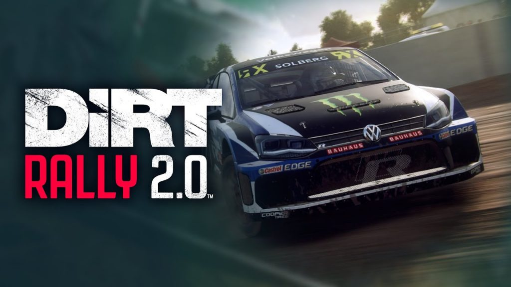 DiRT Rally 2 Crack PC Game Free Download