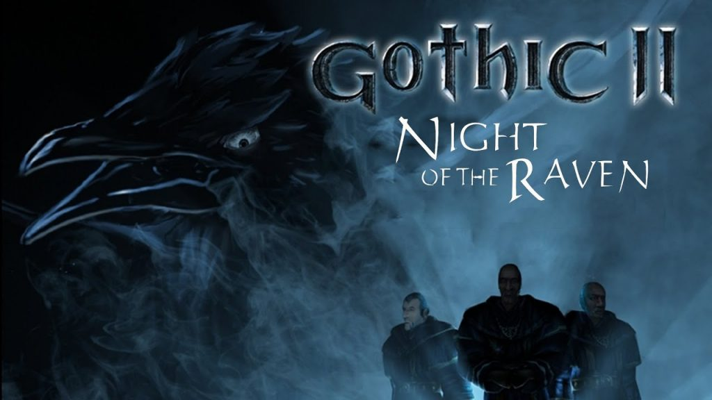 Gothic II Night of the Raven Crack PC Game Free Download
