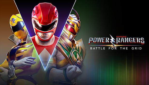 Power Rangers Battle for the Grid Crack Full Version Download